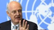 UN-Sonderbeauftragter würde Rebellen aus Aleppo begleiten
