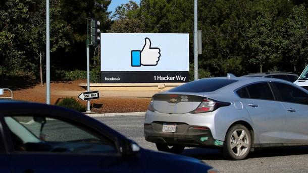 Facebook ist von innen faul