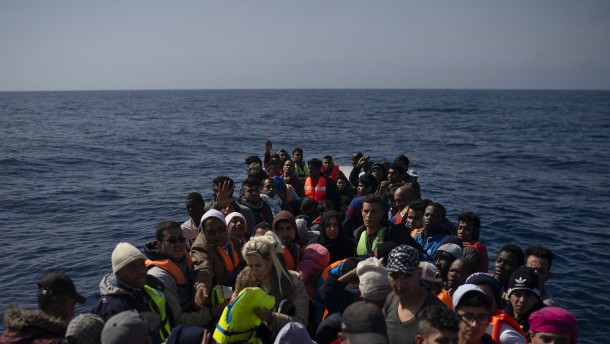 Flüchtlinge: Ägypten bekräftigt Widerstand gegen EU-Aufnahmelager