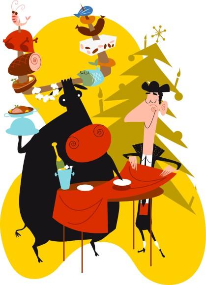Spanien Weihnachtsessen.Bild Zu Traditionelles Weihnachtsessen In Spanien Bild 1 Von 1 Faz