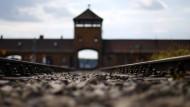 Früheres Konzentrationslager Auschwitz-Birkenau