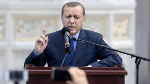 Erdogan beklagt Islamfeindlichkeit in Amerika