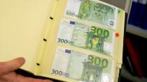 Mit Damen und Herzchen: Skurrile Banknoten im Archiv der Deutschen Bundesbank