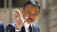 Alibaba-Gründer Jack Ma hat ein Vermögen von 39 Milliarden Dollar.