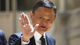 Jack Ma bleibt der reichste Chinese