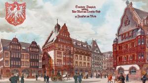 Frankfurts langer Weg zur neuen Altstadt