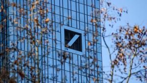 Deutsche Bank distanziert sich von eigener Studie