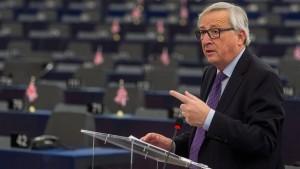 Juncker bietet London Verbleib in EU an