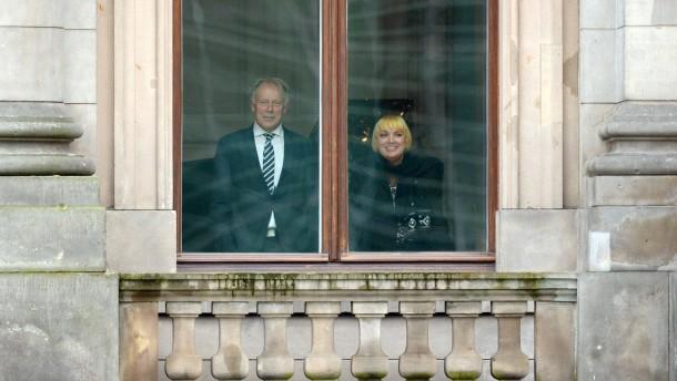 Schwarz gr ne sondierung gescheitert eine kleine - Fenster mit aussicht ...