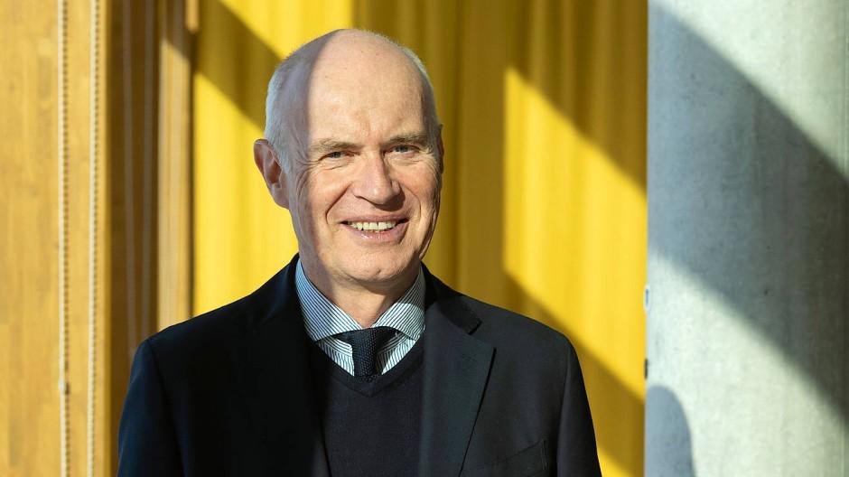 Götz Rehn ist der Gründer der Biomarktkette Alnatura.