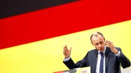 Deutschland kann nicht die Welt retten