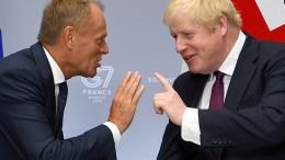 Stillstand im Brexit-Streit: Johnson ohne neue Vorschläge