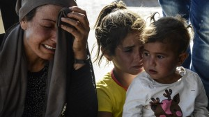 IS tötet Dutzende Menschen in Kobane
