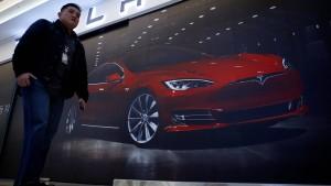 Tesla verfehlt Produktionsziel