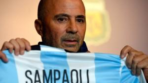 Sampaoli soll Argentinien wieder groß machen