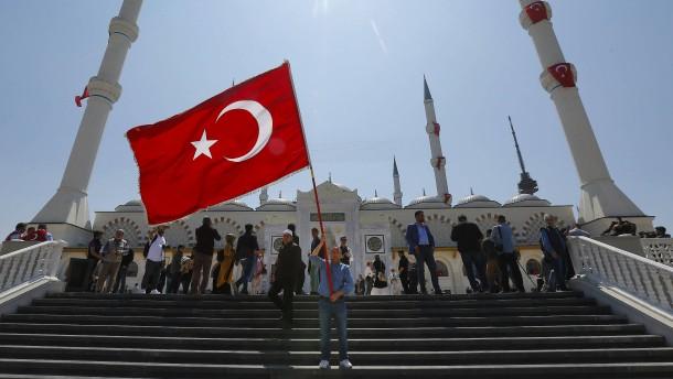 Türkische Börse unter Druck