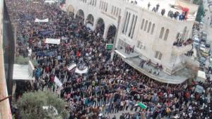 Weiter Gewalt in Syrien