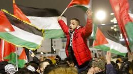 Jerusalem-Proteste werden fortgesetzt