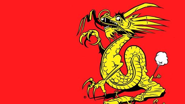 Abwehrkampf gegen China