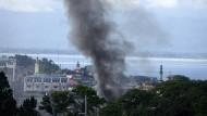 Erbitterter Kampf um Marawi
