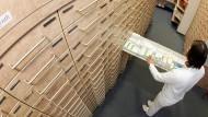 Als Mitglied von Versorgungswerken müssen sich Apotheker wenig Sorgen um den Niedrigzins machen.