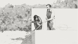 Das Ende einer Affenliebe