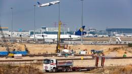 Rohbau des Passagierterminals 3 startet im Januar
