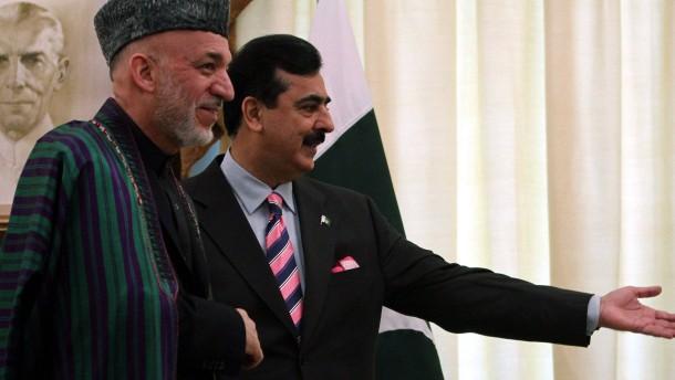 Karzai: Amerika und Afghanistan verhandeln mit den Taliban