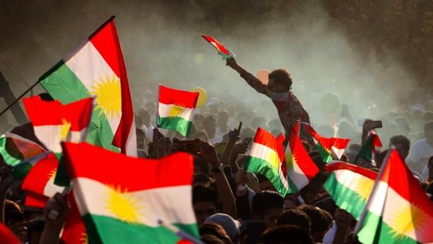 Kurden im Irak wollen über Unabhängigkeit entscheiden