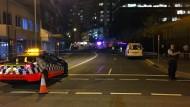 Zwei Tote bei Schießerei vor Polizeizentrale
