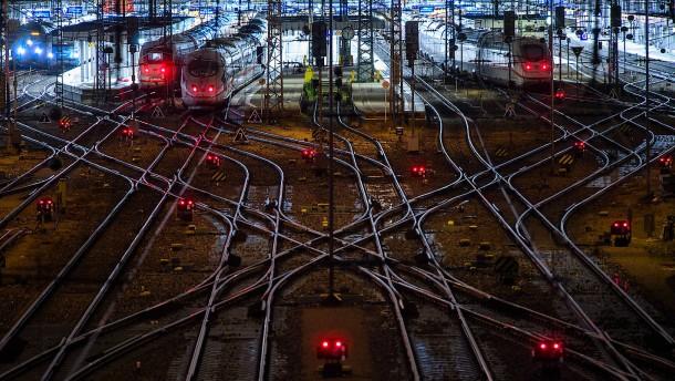 Bahn und Lokführer einigen sich