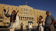 Deutschland schenkt Griechenland Milliarden