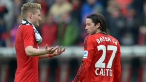 Bayer verspielt den Sieg