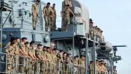 Einsatz gegen IS wird größte Bundeswehr-Mission