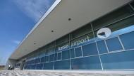 Sorgenkind: Der Flughafen Kassel-Calden
