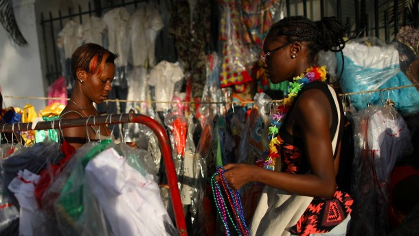 Oxfam-Mitarbeiter ließen sich wohl Prostituierte in Haiti bezahlen