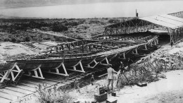 Hitlers Truppen sollen antike Schiffe Caligulas zerstört haben