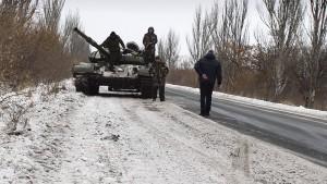Ukraine erhält wieder Gas aus Russland
