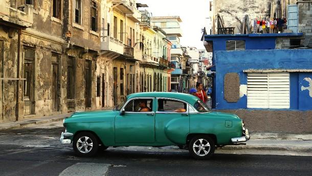 Kuba kommt