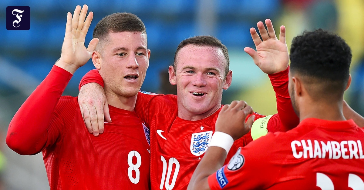 Wie Hat England Heute Gespielt