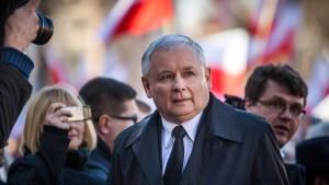 Verschwörungstheorien in Warschau