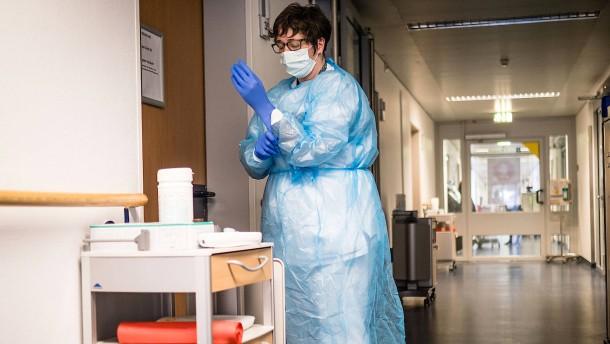 Pandemiekontrolle kommt zu spät