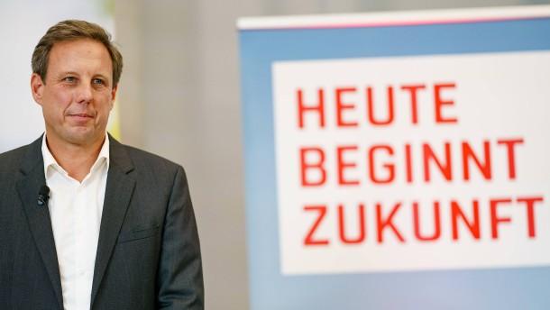Warum die SPD auf einen früheren Grünen setzt