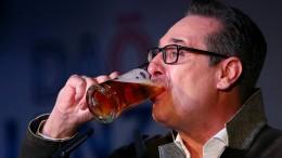 Heinz-Christian Strache will Bürgermeister von Wien werden