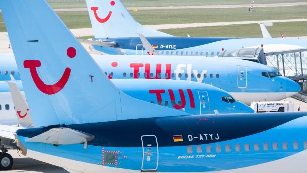 Tuifly und Piloten brechen Krisengespräche ab