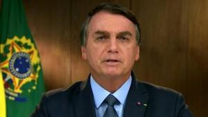 Bolsonaro macht Indigene für Waldbrände verantwortlich