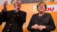 Merkel ruft zu respektvollem Umgang auf