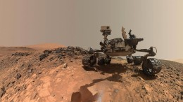 Staubsturm bedroht Mars-Rover