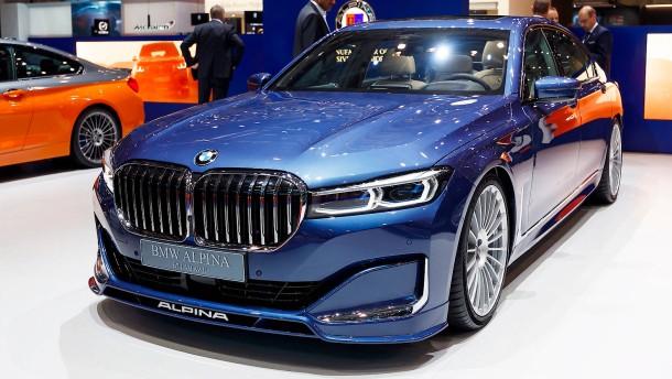 BMW setzt seine Zulieferer unter Druck