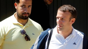 Benalla: Es ist eine Kampagne gegen Macron